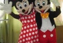 Мики и Мини Маус в паре продажа
